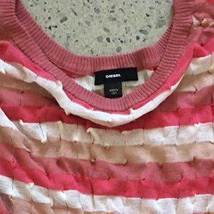 New Diesel sweater 100% cotton